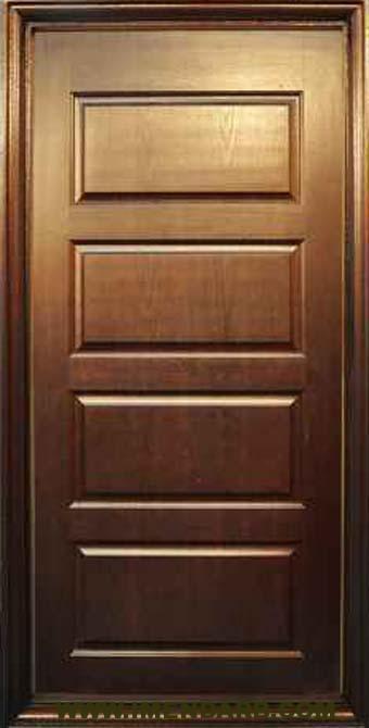 درب های اتاقی HDF