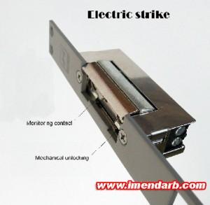 قفل برقی ریموتی