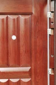 درب ضد سرقت سوداد دو قفل