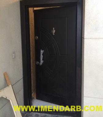 تعویض درب بدون تخریب و بنایی با درب ضد سرقت