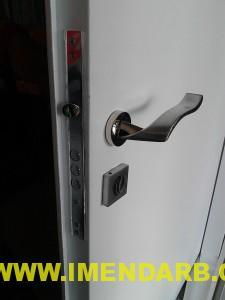 درب اتاق سرور با قفل DROP BOLT