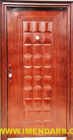 درب ضد سرقت سوداد کد 042 حصیری