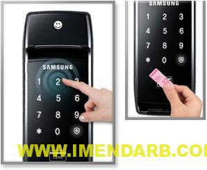 قفل الکترونیکی مدل samsung-2320