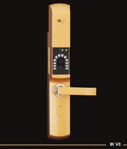قفل اثر انگشتی IK V8