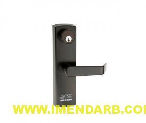 دستگیره ضدحریق قفل شو