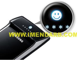 قفل الکترونیکی مدل SHS-2320